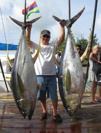 Yellow Fin Tuna Mauritius